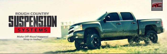 Rough Country Lift Kits   Express Tire and Auto Service in
